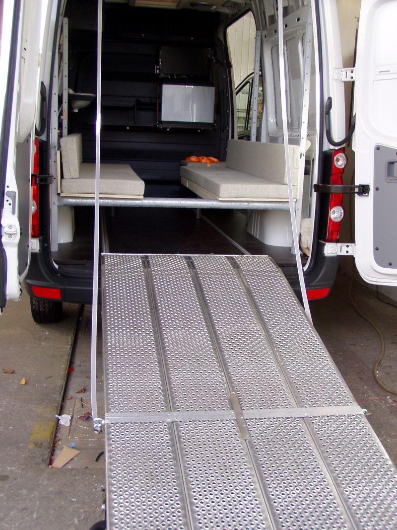 stauber motorhomes wohnwagen slide out. Black Bedroom Furniture Sets. Home Design Ideas